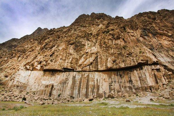 کرمانشاه - کوه بیستون - فرهاد تراش