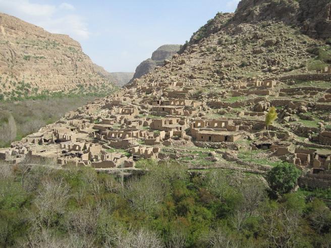 روستاهای گلین