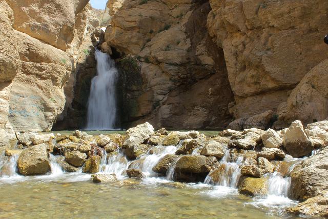 سراب دربند - شهرستان صحنه