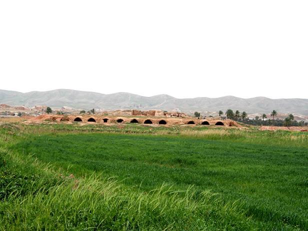 کاخ خسرو - شهرستان قصر شیرین