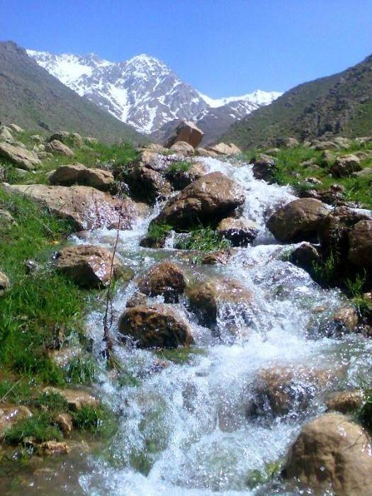 کوهستان شاهو - شهرستان پاوه