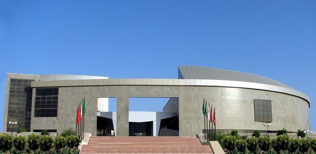 تالار انتظار شهر کرمانشاه