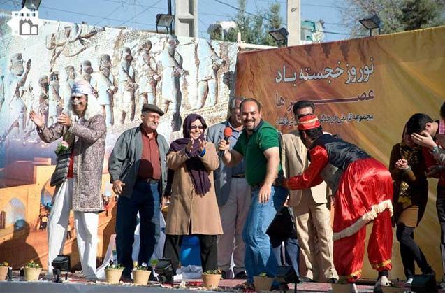 برنامه های جشن نوروز در شهر کرمانشاه