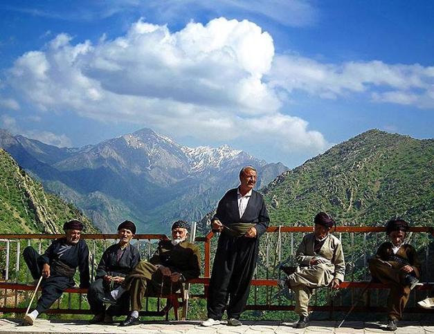 نودشه بهار 92 - شهرستان پاوه
